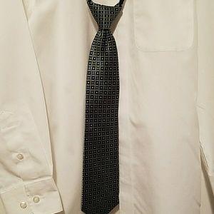Ike Behar Zip Tie- Boys